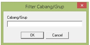 filter cabang atau group