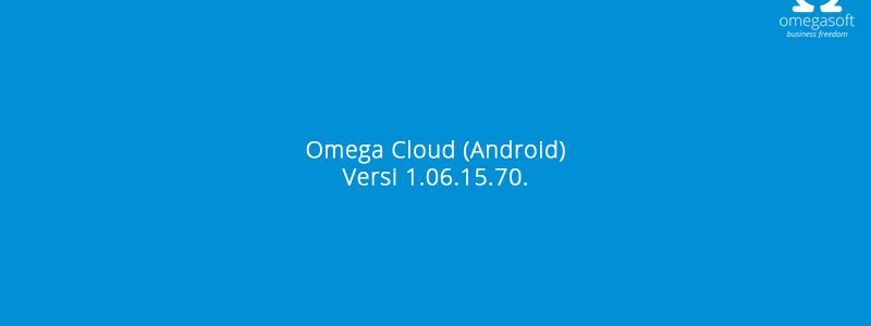 Update Omega Cloud Android Versi 1.06.15.70.